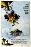 Mysterious Island Print