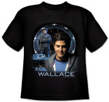 Youth: Stargate Universe-Eli Wallace T-shirts