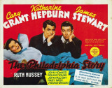 The Philadelphia Story -  Style Posters