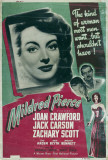 Mildred Pierce - amerikkalainen nainen Posters