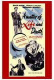 A Matter of Life and Death Plakát