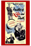 A Matter of Life and Death Posters