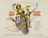 Calamity Jane -  Style Posters