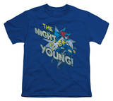 Youth: DC-The Night Is Young Shirts