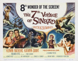 The 7th Voyage of Sinbad -  Style Posters
