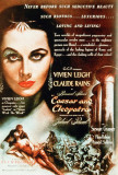 Caesar and Cleopatra Pósters