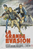 The Great Escape - French Style Poster