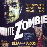White Zombie Print