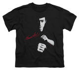 Youth: Bruce Lee-The Dragon Awaits T-shirts