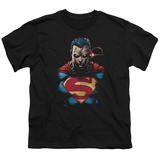 Youth: Superman-Displeased Shirts