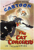 The Cat Concerto Posters