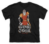 Youth: Dragon's Lair-Game Over T-shirts