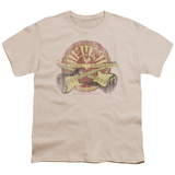 Youth: Sun Records-Crossed Guitars T-Shirt