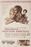 Doctor Zhivago Julisteet
