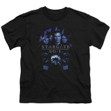 Youth: Stargate1-Stargate1 Stargate Command T-Shirt