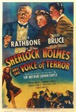 Sherlock Holmes: A Voz do Terror Psters