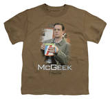 Youth: NCIS-Mcgeek T-shirts