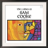 Sam Cooke - The 2 Sides of Sam Cooke Art