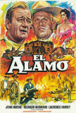 The Alamo - Spanish Style Prints