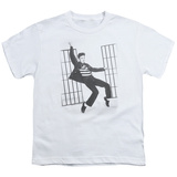 Youth: Elvis-Jailhouse Rock T-shirts