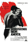 Hiroshima Mon Amour - French Style Affiche