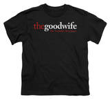 Youth: The Good Wife-Logo T-Shirt