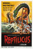 Reptilicus Posters