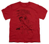 Youth: Speed Racer-Racer X Distressed T-Shirt