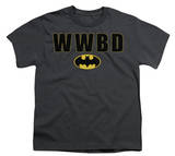 Youth: Batman-WWBD Logo T-shirts