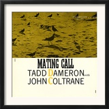 Tadd Dameron with John Coltrane - Mating Call Art