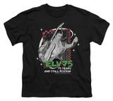 Youth: Elvis-Still Rockin Shirt