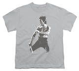 Youth: Bruce Lee-Chinese Characters T-shirts