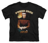 Youth: Star Trek-Poker Face T-shirts