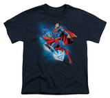 Youth: Superman-Crystallize T-shirts