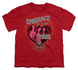 Youth: Charmed-Embrace The Power T-shirts