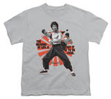 Youth: Bruce Lee-Meaning Of Life T-Shirt
