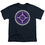 Youth: Stargate1-White Rock Logo Shirts