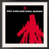 Red Garland Quintet - Soul Burnin' Posters