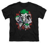 Youth: DC-Four Of A Kind T-shirts