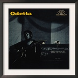 Odetta - The Tin Angel Prints