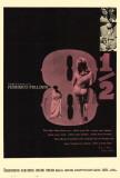 Fellini – Achteinhalb Kunstdruck