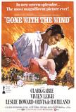 風と共に去りぬ アートポスター