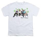 Youth: Will & Grace-Polka Dots Shirts