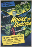 House of Dracula Posters