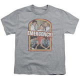 Youth: Emergency-Retro Cast T-shirts