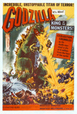 Godzilla, King of the Monsters Print