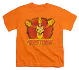 Youth: DC-Ring Of Firestorm T-Shirt