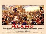 The Alamo Masterprint