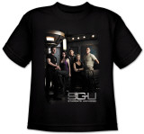 Youth: Stargate Universe-Universe Cast T-Shirt
