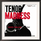 Sonny Rollins Quartet - Tenor Madness Posters